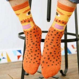 Beard Man Socks Select Any 4 Pair for $32